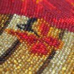 Наборы вышивка бисером картины полная зашивка.