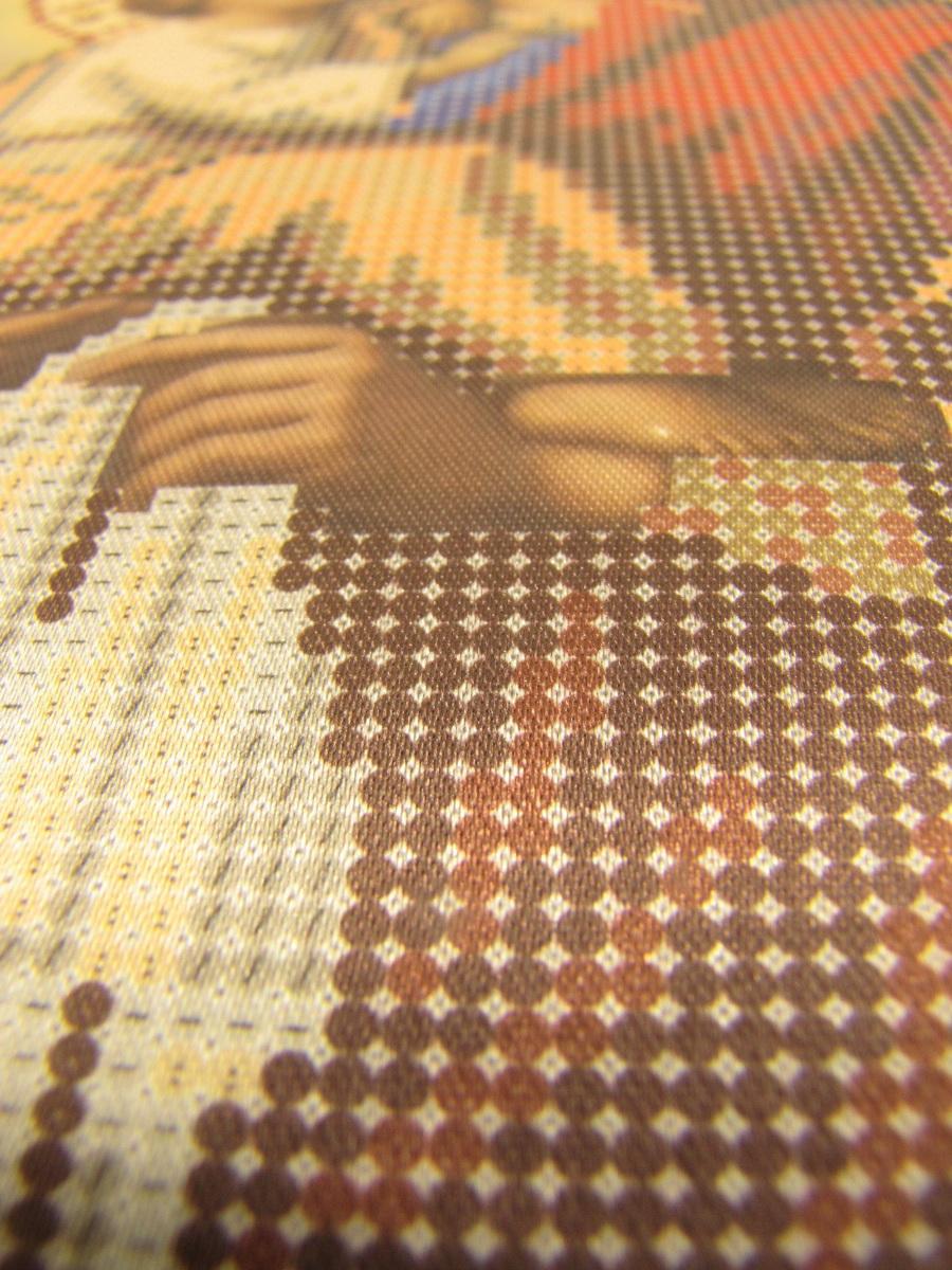 """Набор для вышивания бисером """"Почаевская Икона Божией Матери"""" СМИ-004Н"""