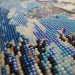 Набор для вышивания бисером купить в интернет.