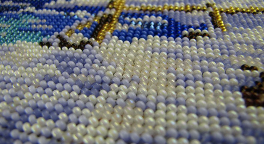 Вышивка бисером наборы для вышивания.