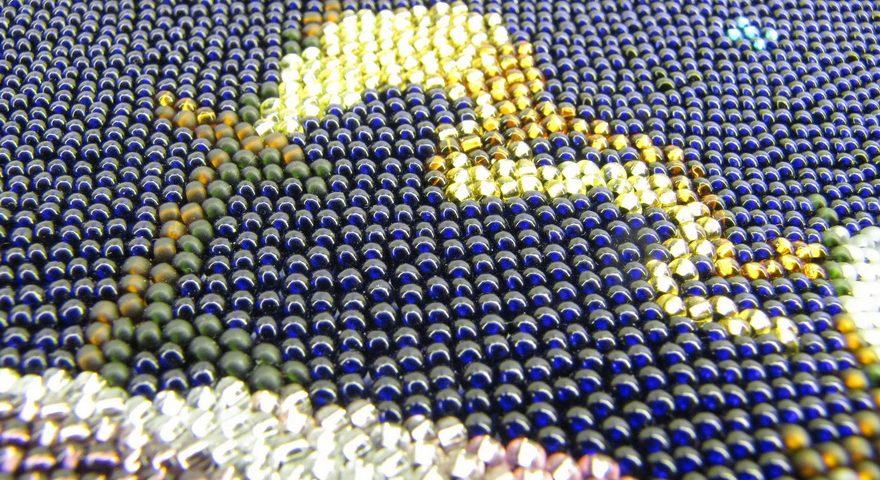 Вышивка бисером купить наборы в интернет магазине в Москве.